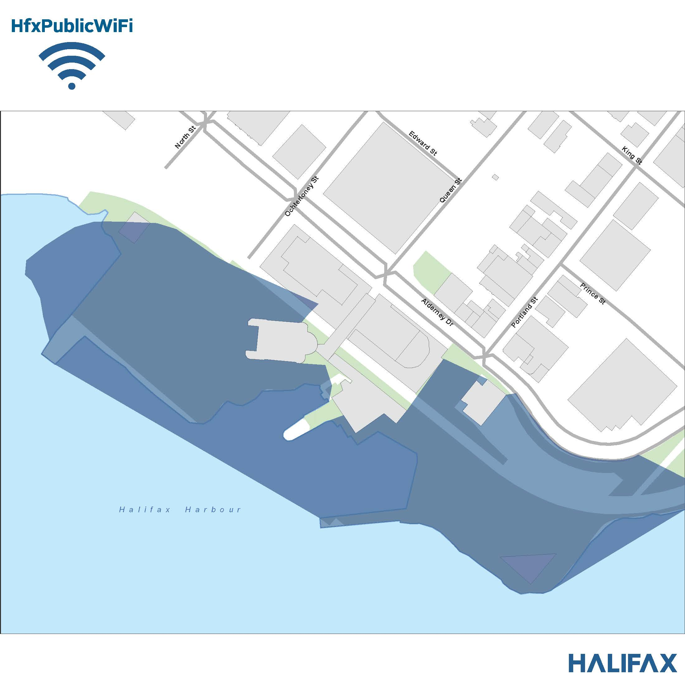 Dartmouth Waterfront Coverage