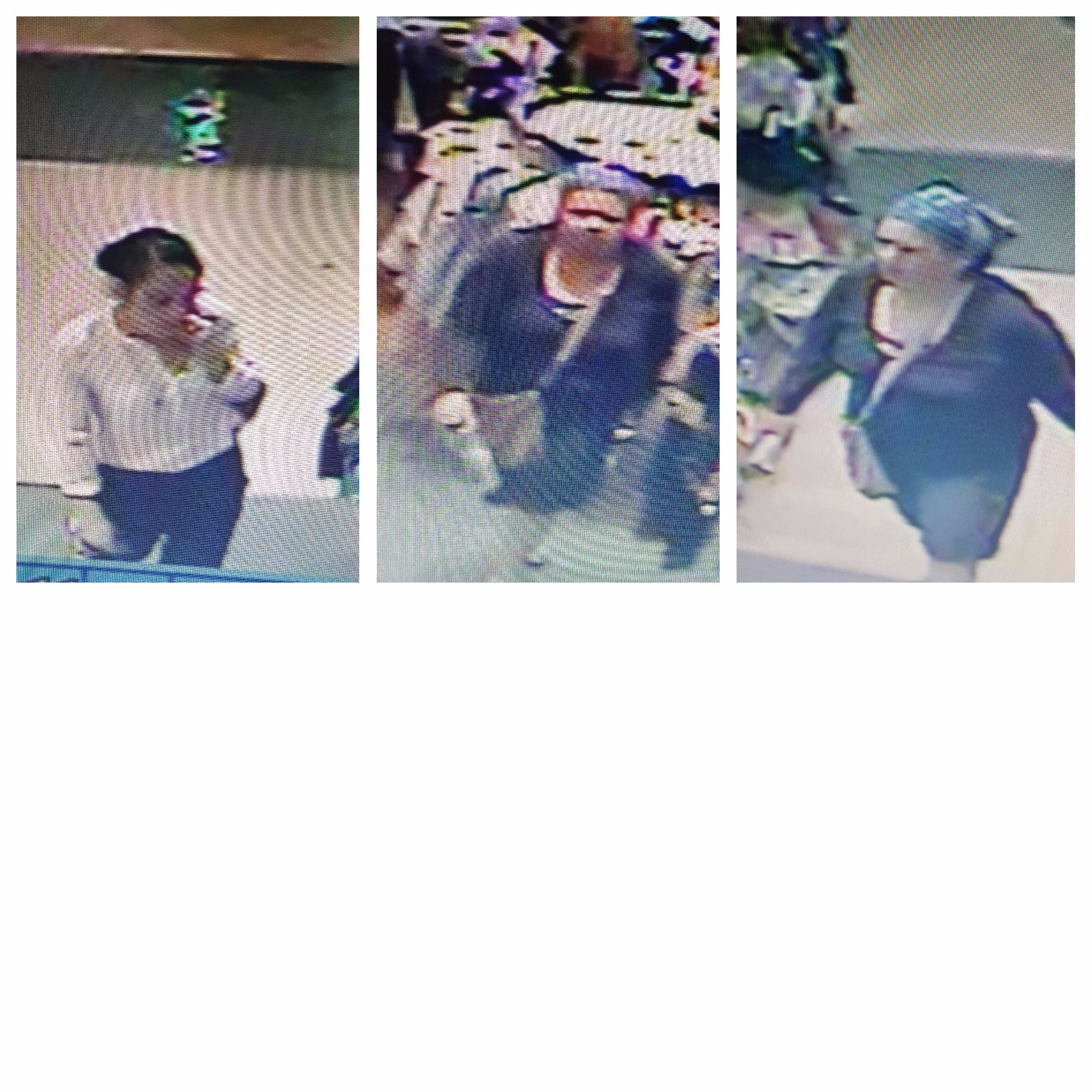 Sunnyside mall purse theft suspects