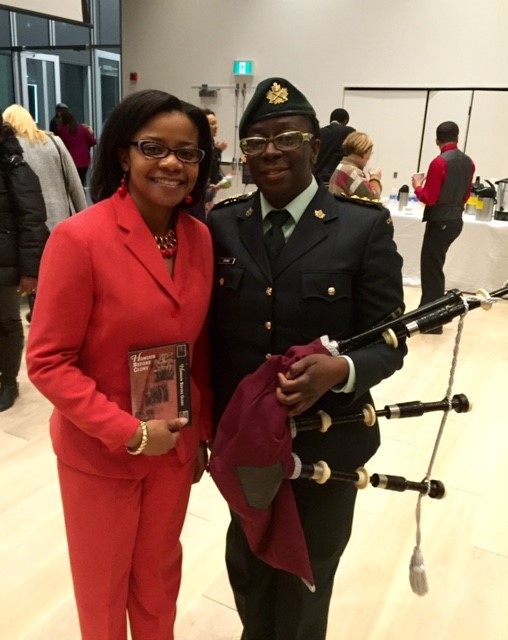 Evening of Tribute to African Nova Scotian military history