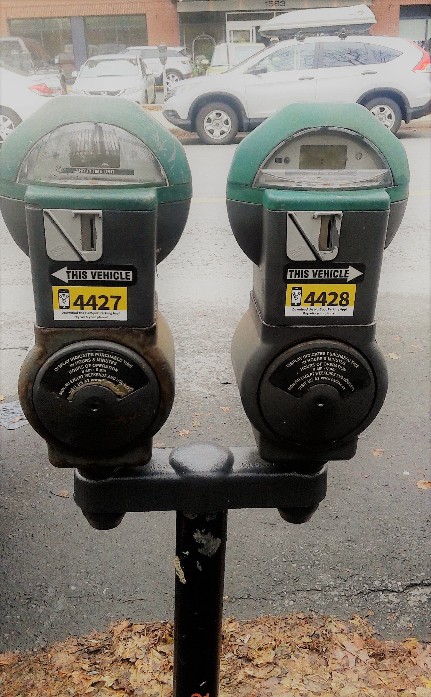 HotSpot available at municipal meters in Halifax