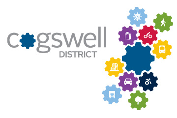 Cogswell District logo