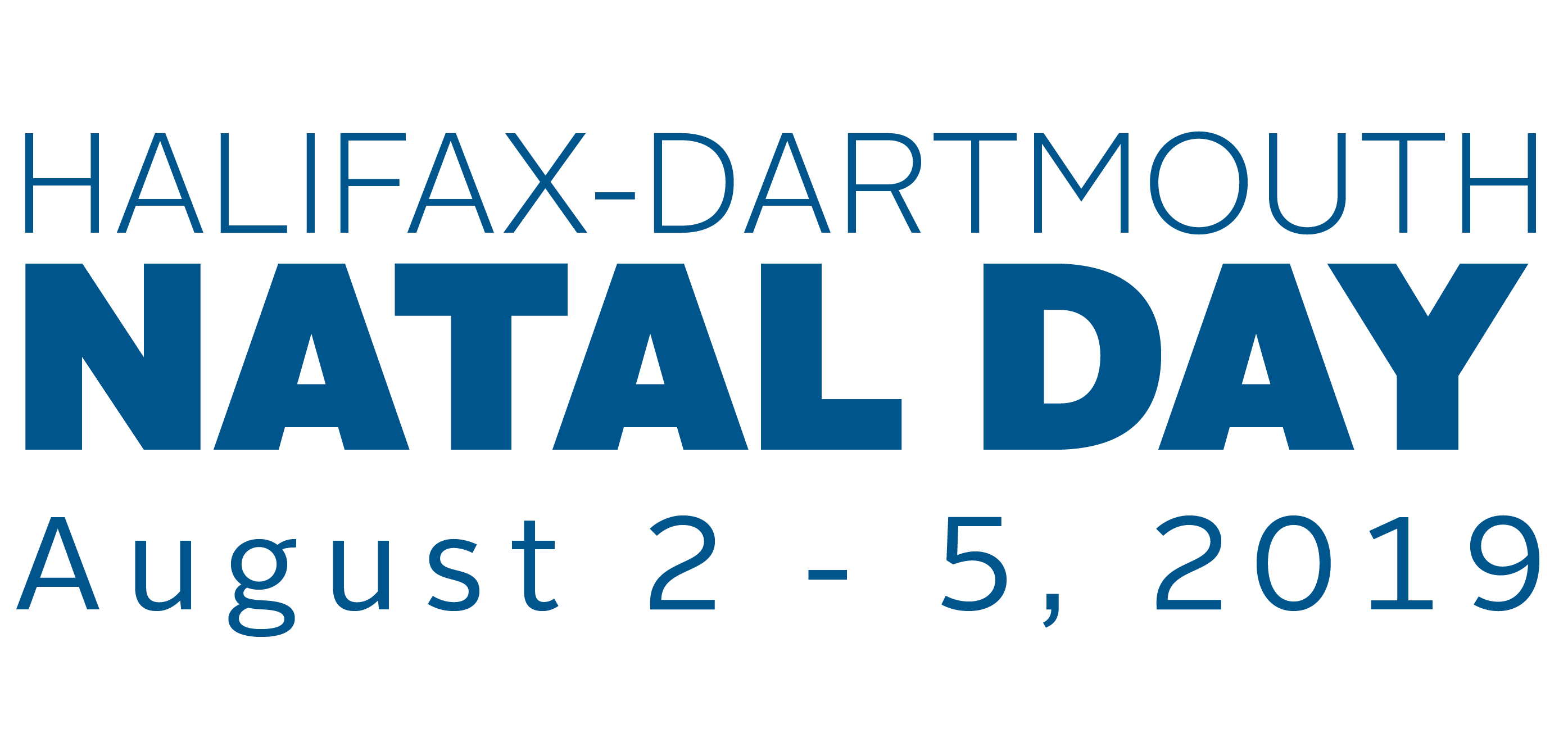 The 2019 Natal Day Logo