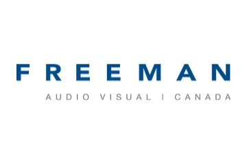 Freeman Audio Visual logo