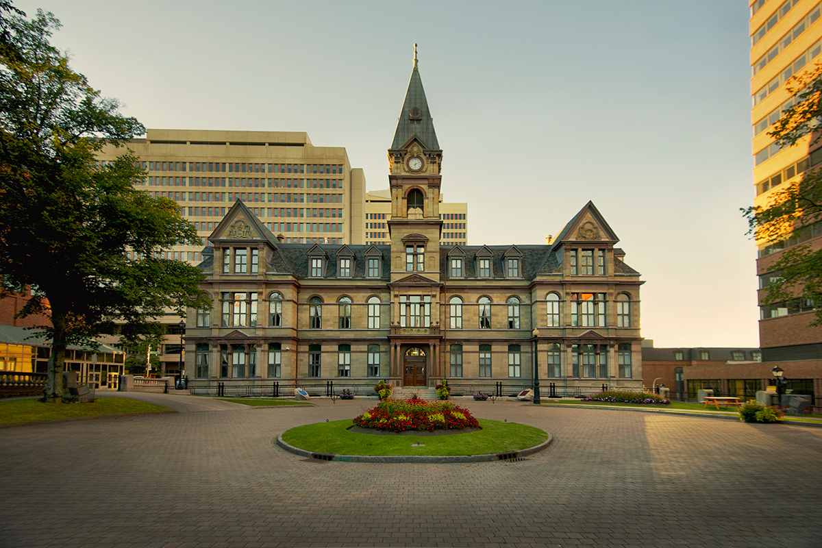 Halifax Grand Parade Square