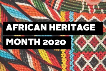 African Heritage Month 2020