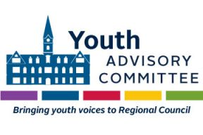 city hall icon with Youth Advisory Committee text