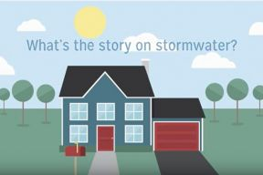 Image of residential property for What's The Story on Stormwater