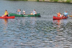 Canoeing, Kayaking and Paddle Boards
