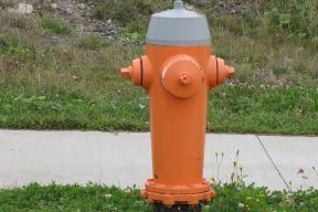 Fire hydrant and catchbasin location mapping