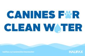 Canines for Clean Water wordmark