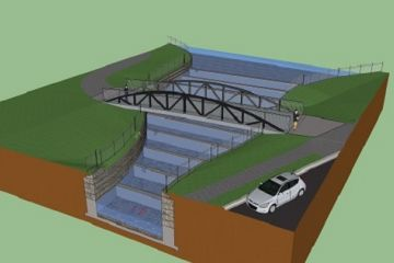 Sullivan's Pond Storm Sewer replacement project