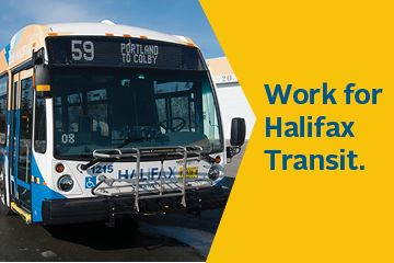 Work for Halifax Transit