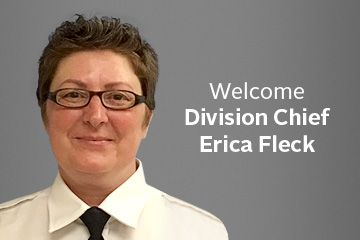 HRFE Welcomes New Division Chief