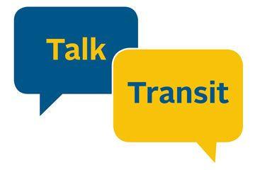 Have your say on important transit topics every month.