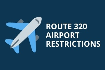 Route 320 Airport Restrictions