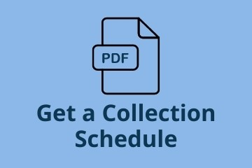 Waste Collection Schedule PDF icon